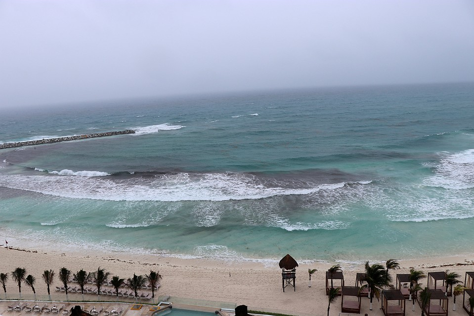 Тропический шторм сформировался вТихом океане