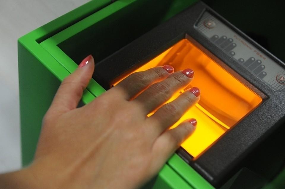 Сбербанк внедрит системы оплаты с использованием биометрии