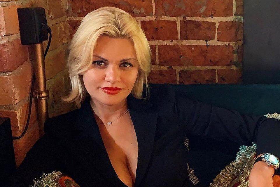 Эстрадная певица Ирина Круг выдала дочь замуж