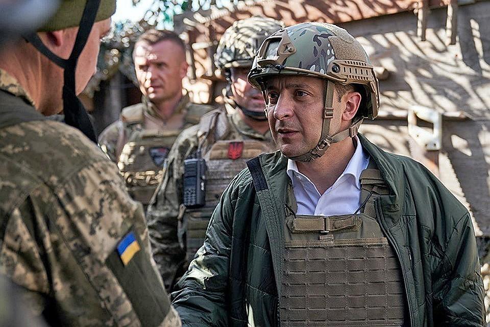 Зеленский озвучил три этапа возвращения Донбасса