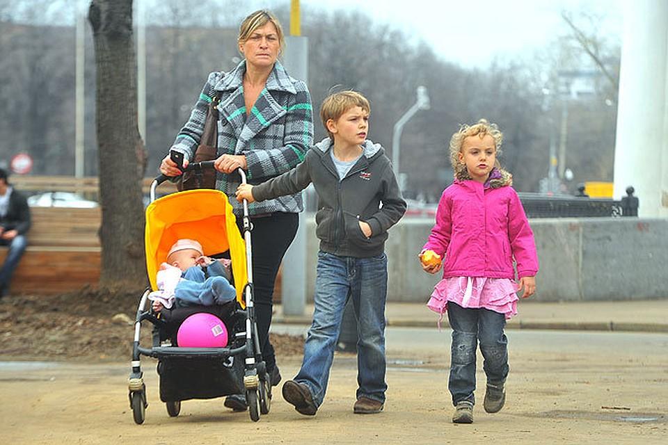Большинству многодетных семей не обойтись без помощи государства.