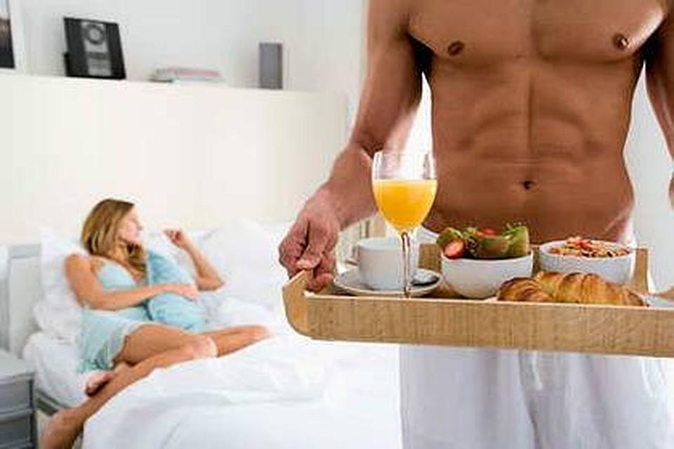 Полезная пища для секса