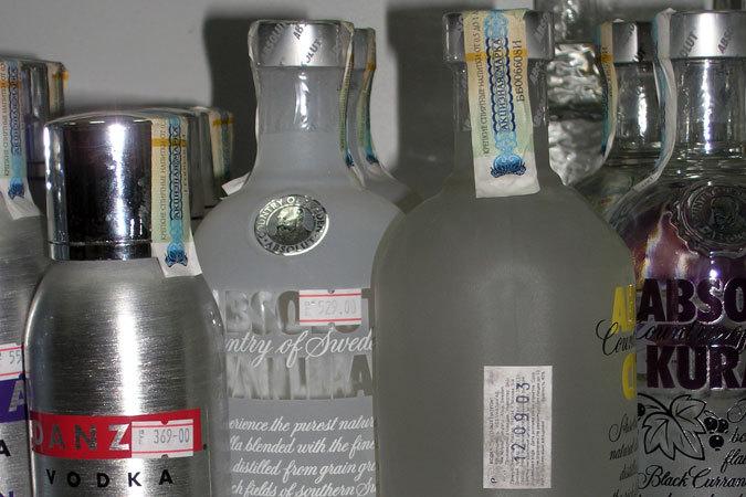 Водка в Мурманске пока есть на любой вкус и... кошелек