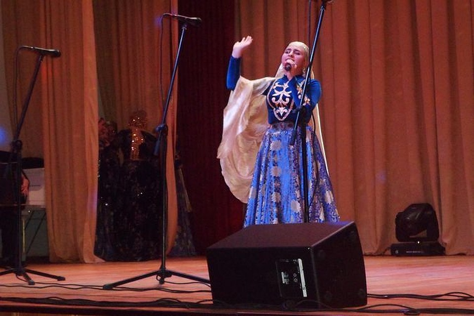 Саала Хизриева