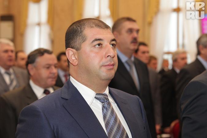 Сергей Зиринов уже дня заключен под стражу на два месяца