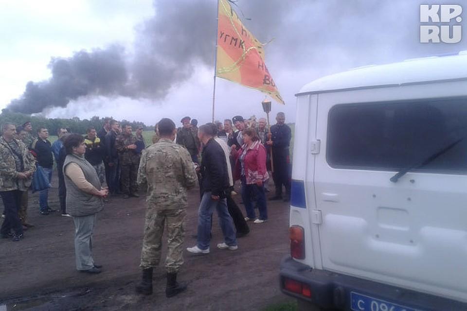 Антиникелевый митинг 22 июня перерос в беспорядки.