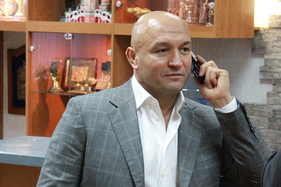 Президент Фонда IFAVIS Григорий Карамалак.