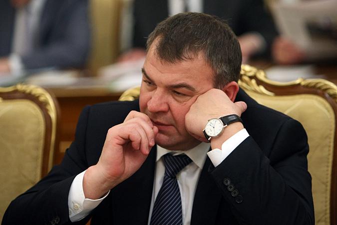 Экс-министр обороны Анатолий Сердюков