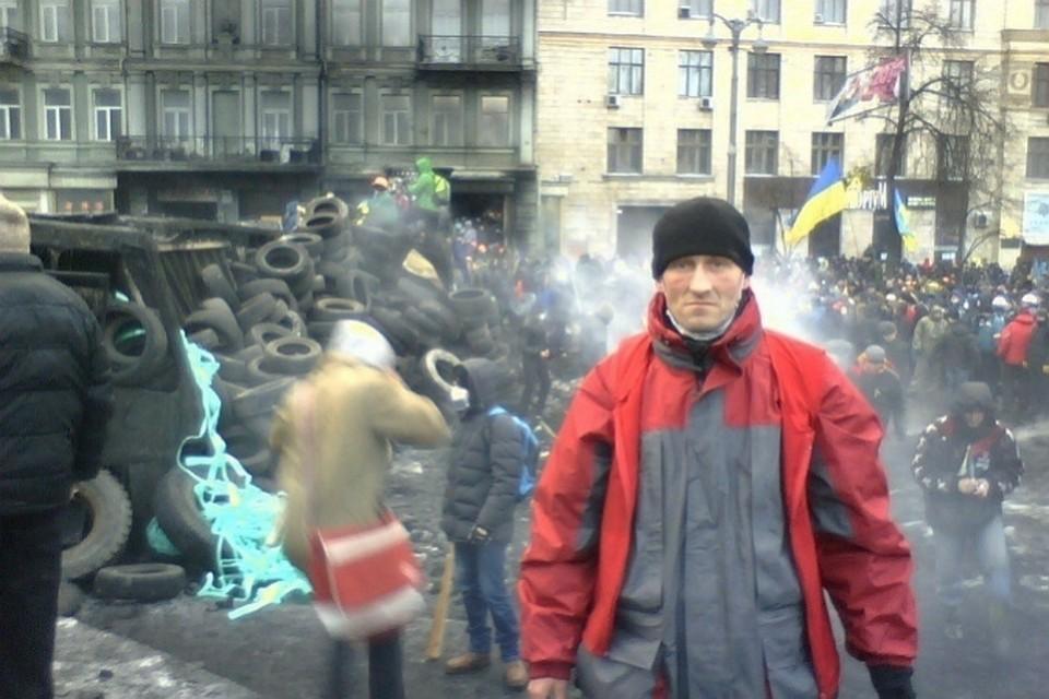 Череповецкий радикал с Евромайдана просит денег у «Комсомолки», чтобы выбраться из Киева