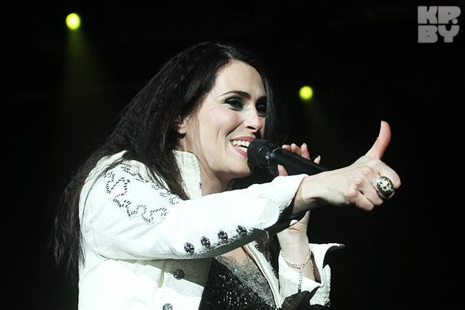 Within Temptation выступили в Минске.