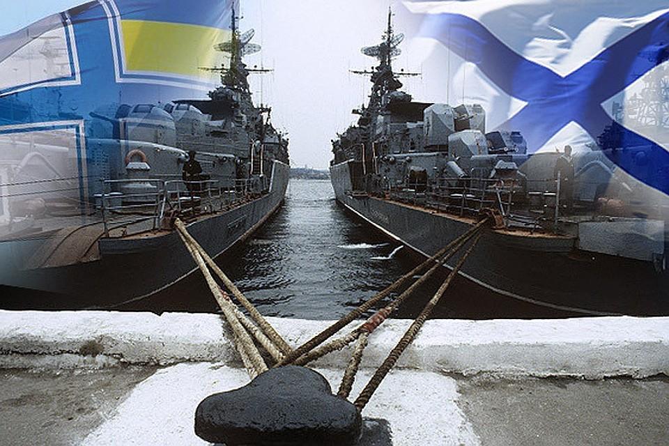 Как Украина «отжимала» у России корабли и базы Черноморского флота в 1990-х годах