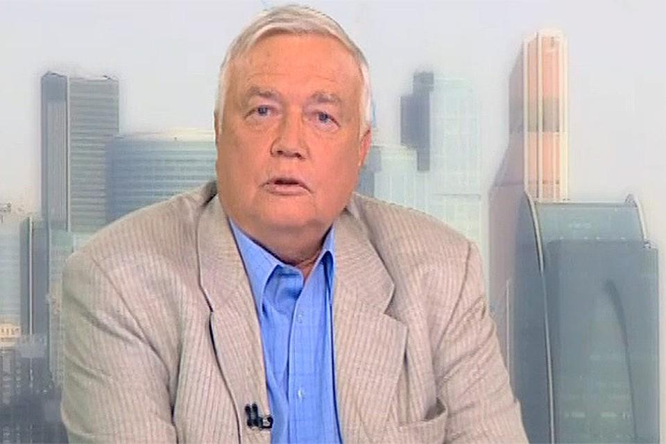 Сотрудник Центра оборонного анализа Российского института стратегических исследований (РИСИ) Игорь Николайчук