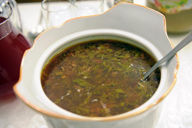 То есть эти рецепты домашних супов прекрасно подходит для поста и вегетарианцев