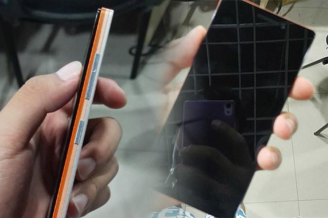 Lenovo показала 4-слойный смартфон Vibe X2
