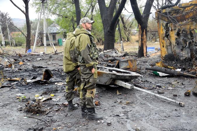 В Донбассе мало, кто верит, что мир пришел на эту землю надолго.