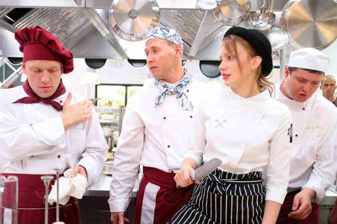 «Комсомолка» собрала топ хитростей известного московского шеф-повара, а еще - откровения минских поваров и официантов. Фото: kinopoisk.ru