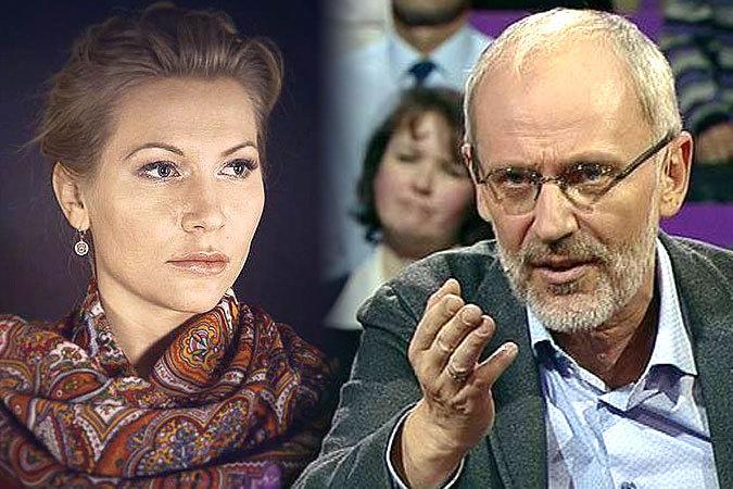 Помощник депутата Госдумы Алена Попова подаёт в суд на Александра Гордона