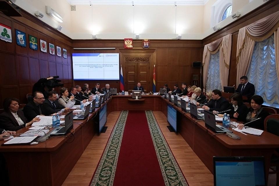 Послание губернатора калининградской области нн цуканова калининградской областной думе