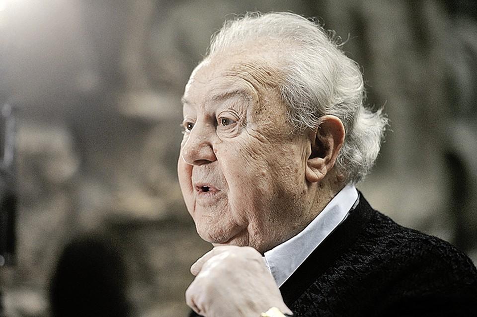4 января Зурабу Церетели исполняется 82 года.