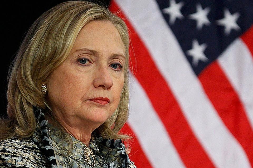Хиллари Клинтон поймали на лжи