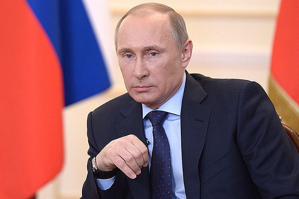 Путин назвал западные санкции глупыми и вредными