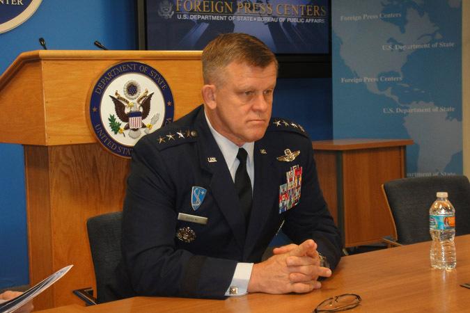 Франк Горенц оценил сотрудничество ВВС США и РФ