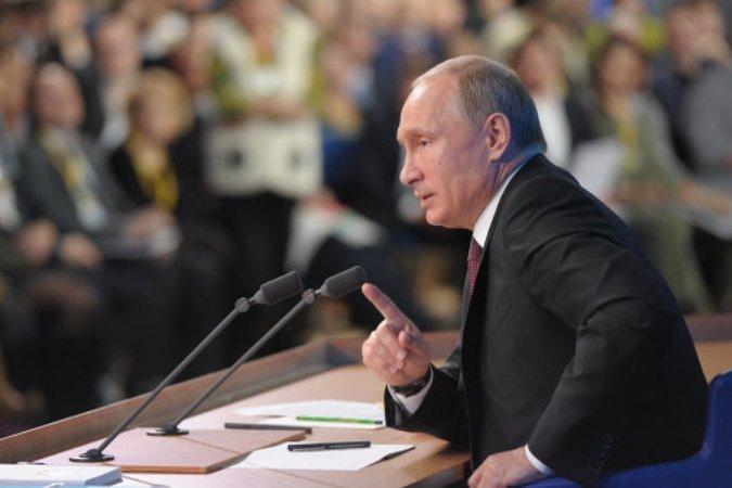 Путин: Россия не претендует на роль супердержавы