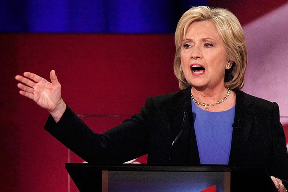 Хиллари Клинтон ооценила возможность новой перезагрузки отношений между Россией и США