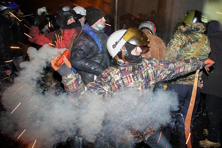 Украинские «революционеры» верили речам вождей майдана о том, что скоро Украина бросит «кормить ненавистную Россию»