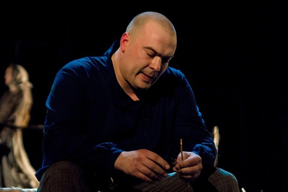 Прокуратура: Актер Купаловского театра уже был судим за хранение марихуаны.                 ФОТО: kupalauski.by