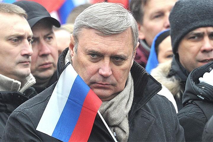 Визит Михаила Касьянова омрачил ряд скандалов
