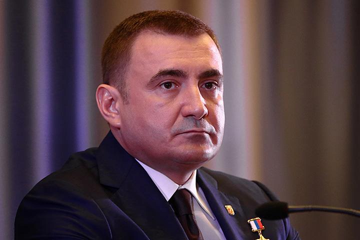 Александр Дюмин. Фото: Станислав Красильников/ТАСС