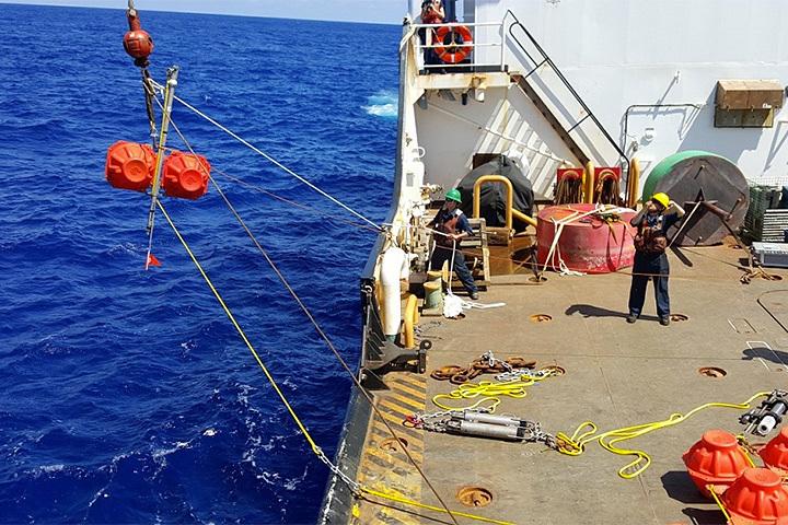 Марианской впадина наполнина природными звуками и антропогенными шумами. Исследование было опубликовано на сайте NOAA.
