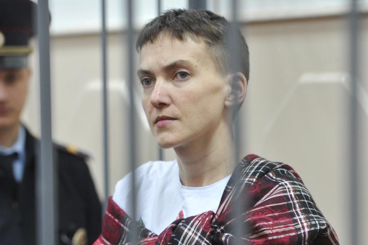 Приговор украинской наводчице Надежде Савченко суд огласит 21 марта