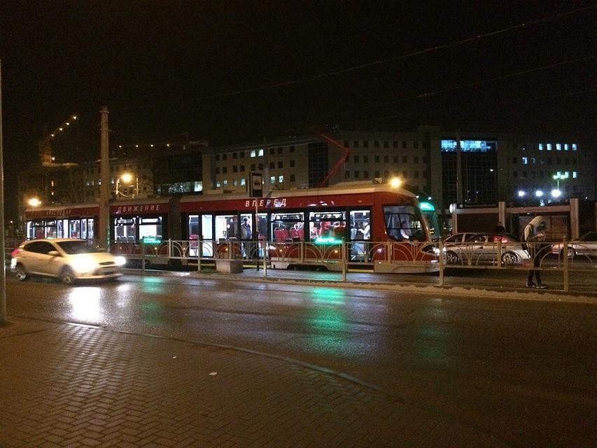 Трамвай «Витязь» обошелся Краснодару на30 млн руб. дешевле, чем Петербургу