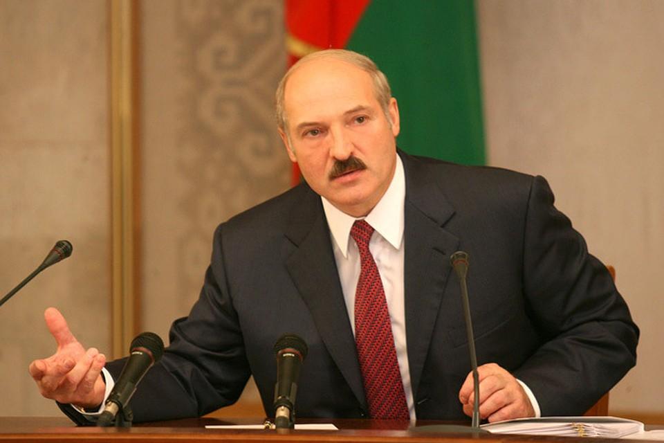 Лукашенко поведал, как должен регулироваться интернет