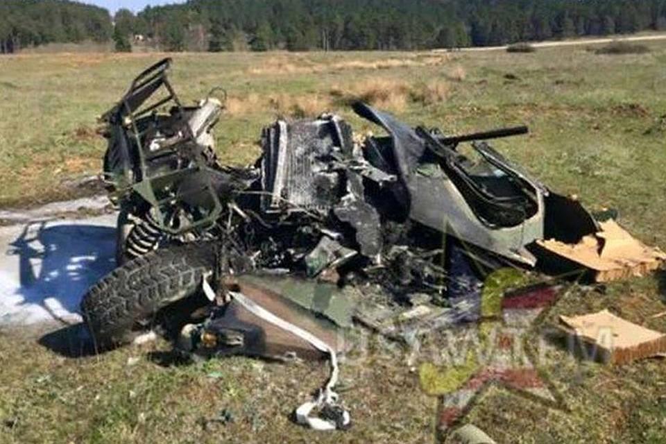 НАТО провела учения в Европе: три джипа в лепешку
