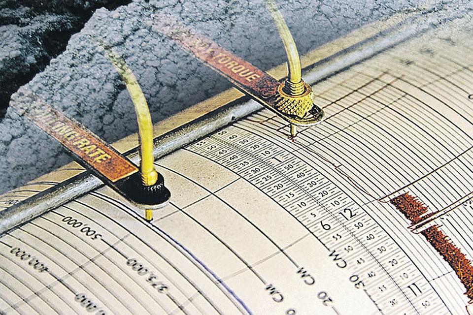 Землетрясение магнитудой 5,1 случилось уберегов Аляски