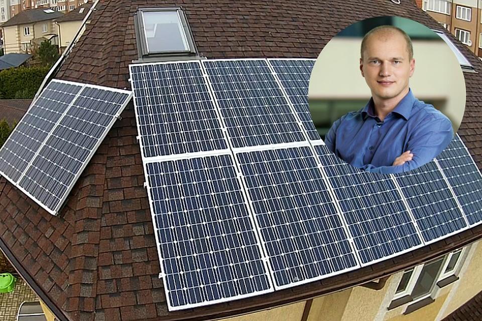 Солнечные батареи своими руками для частного 6