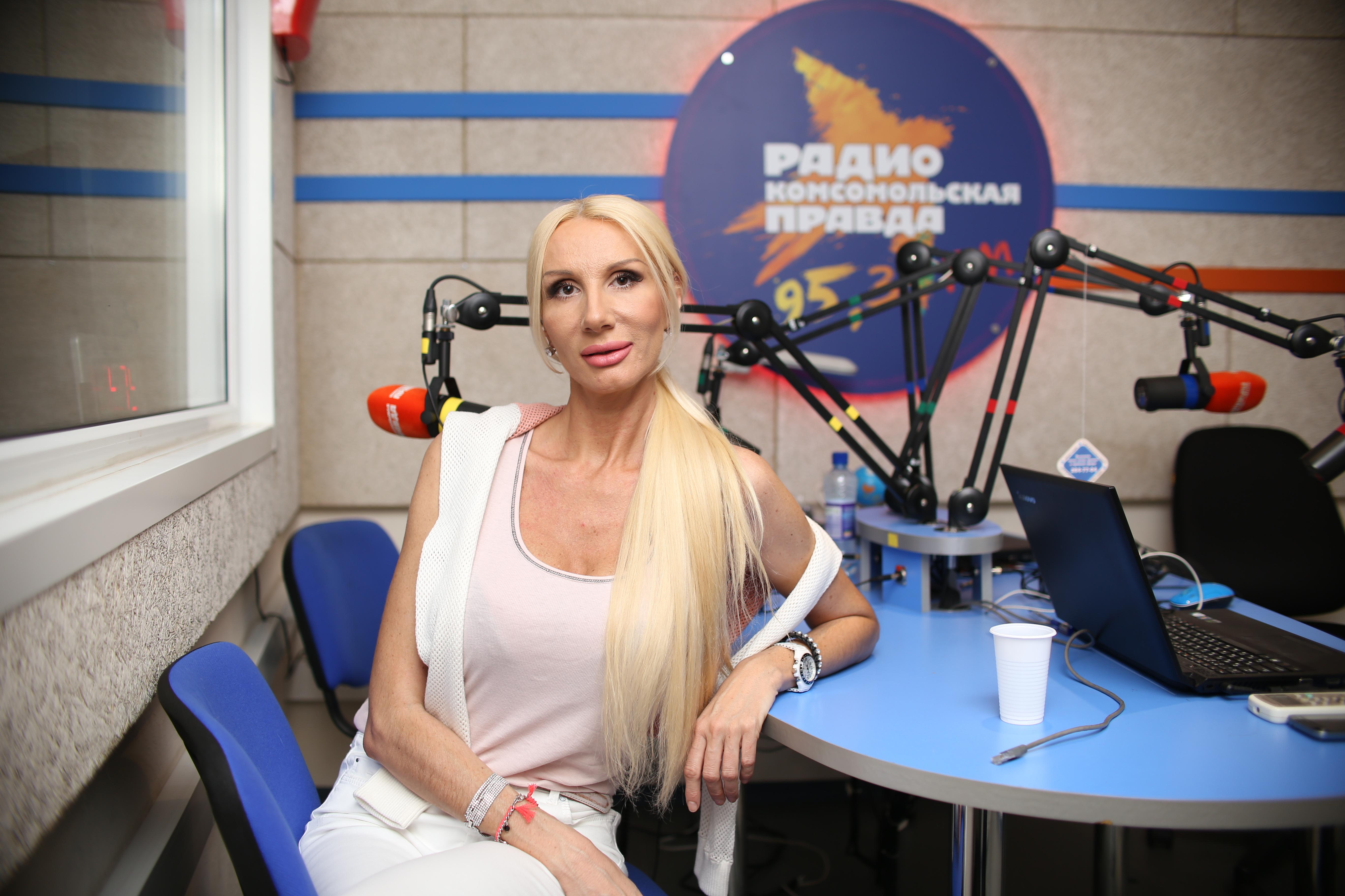Елена беркова на радио комсо