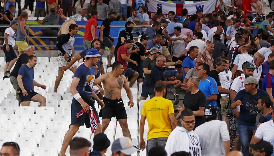 УЕФА открыл дисциплинарное дело в отношении сборной России