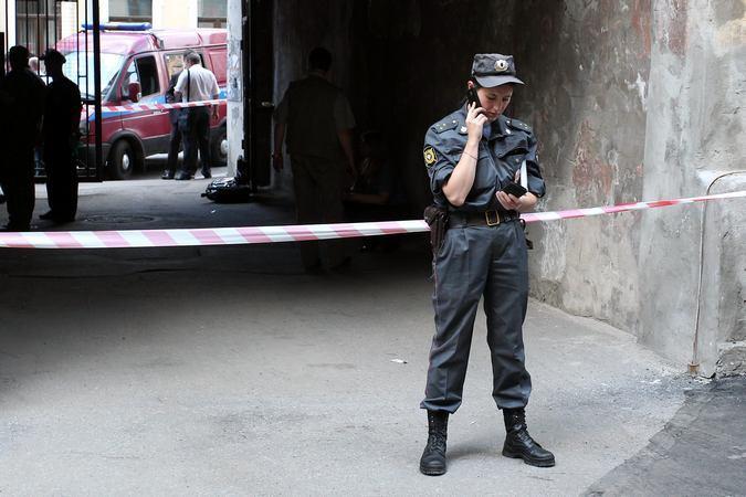 Полицейские оцепили Некрасовский парк и искали в нем бомбу