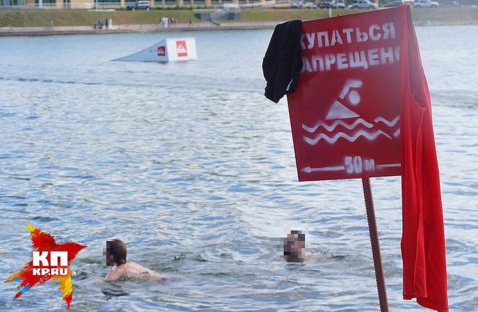 ВНевьянске впруду потонул отец с6-летней дочерью
