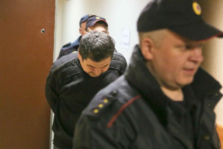 Икромджон Набиханов пока еще под стражей
