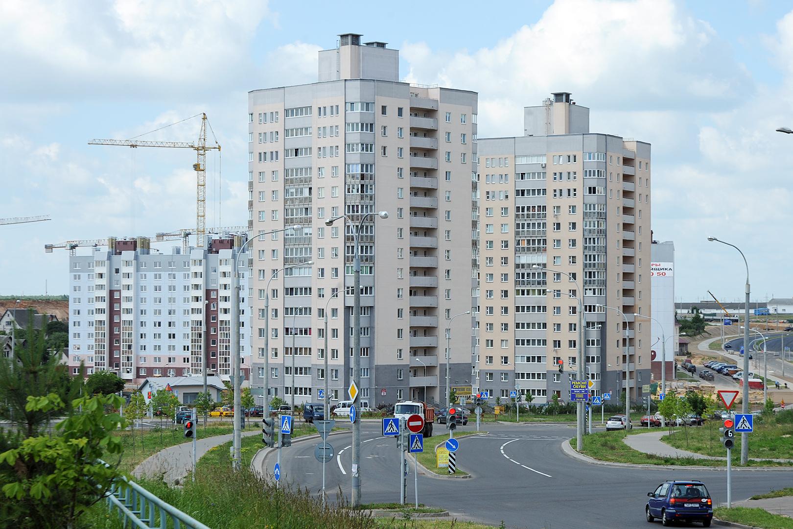 На начало июня в Минске не было приватизировано от 15 до 20 тысяч квартир.