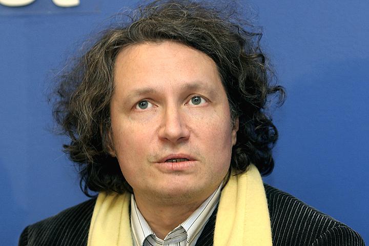 Режиссер Андрей Некрасов. Фото ИТАР-ТАСС/ Владимир Синдеев
