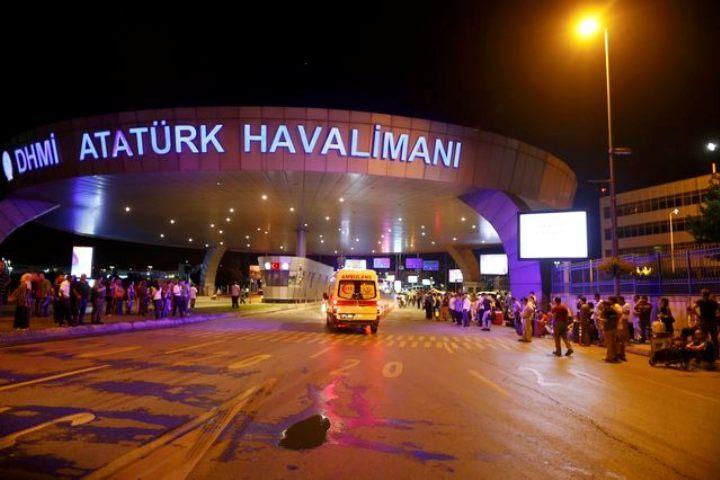 Жертвами теракта в Стамбуле стали 36 человек