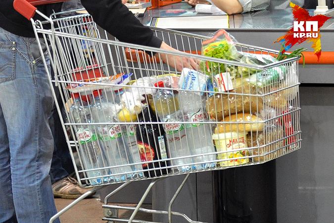 ВНовосибирске стоимость минимального набора продуктов подросла на1,5%