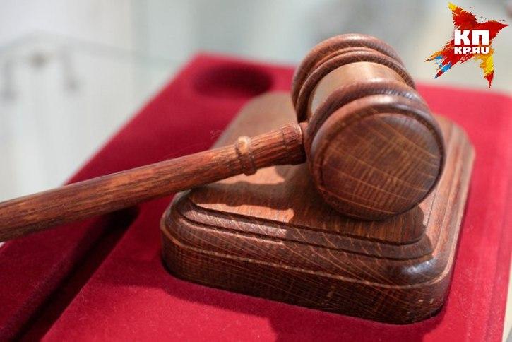 Засрубленные сосны гражданин Алапаевска получил 2,5 года «строгача»