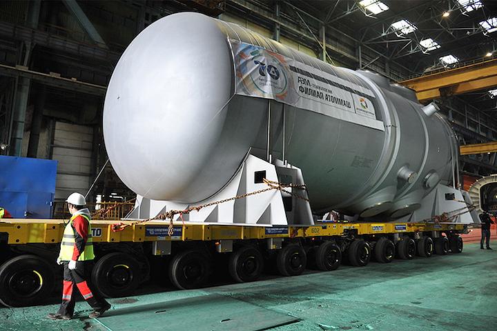 Республика Беларусь заменит корпус реактора после инцидента наБелАЭС
